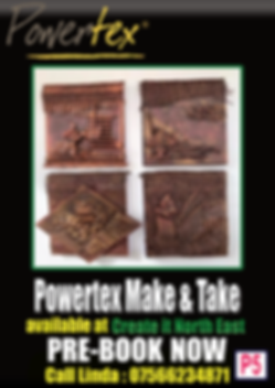 Powertex M&T promo - Create it North Eas