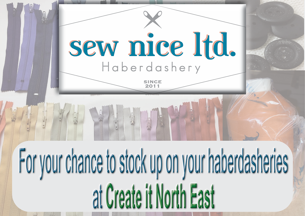 Sew Nice Ltd - Create it North East