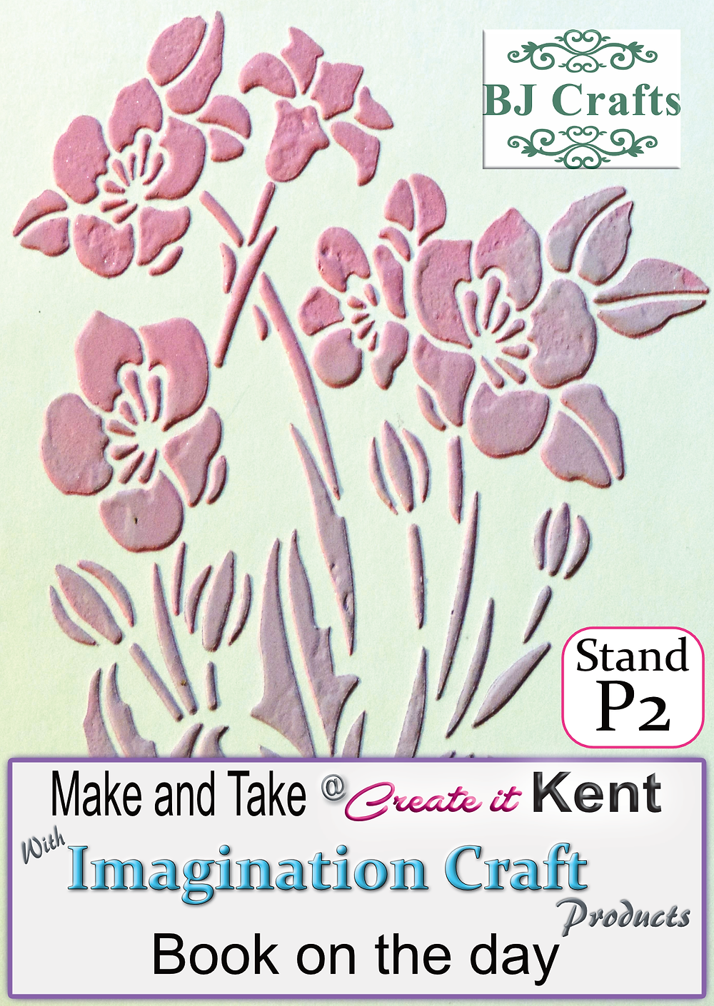 BJ Crafts with Imagination Crafts at Create it Kent