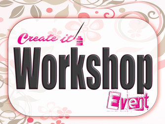 Create it Workshop Event