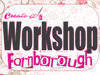 Workshop at Create it Farnborough