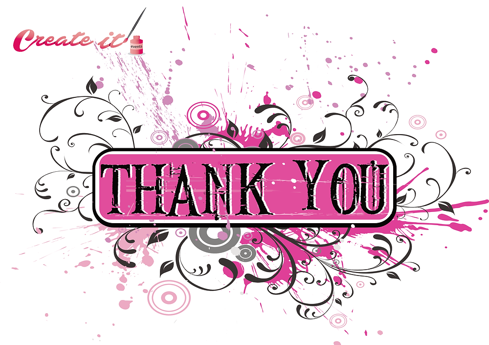 Thank you to all Exhibitors and Customers who came to Create it - North East