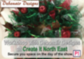 Debonair Designs promo - Create it North
