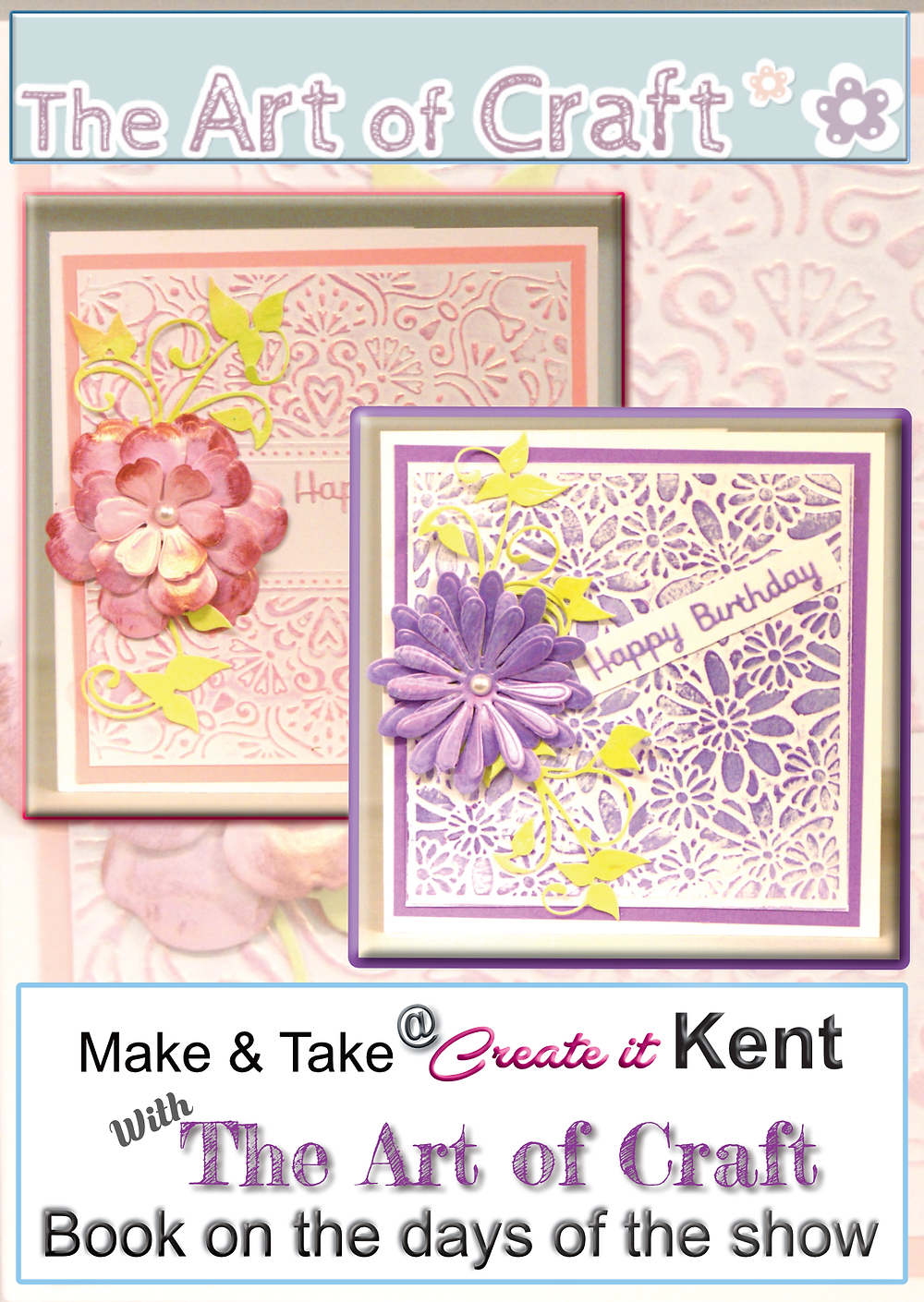 The Art of Craft at Create it Kent