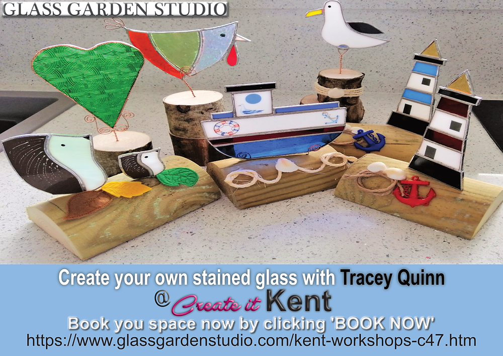 Glass Garden Studio at Create it Kent