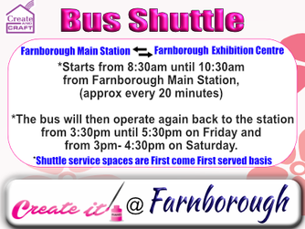 Farnborough Shuttle Bus Service