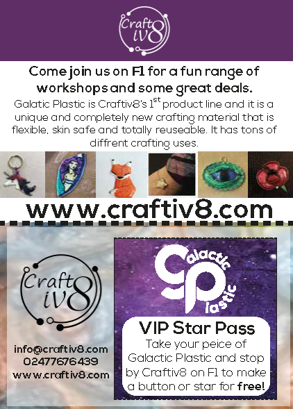FREE experience makes at Create it Kent