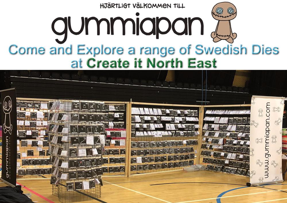 Gummiapan dies at Create it North East