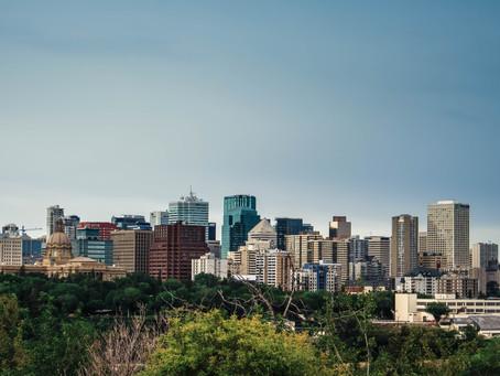 Photo Locations In and Around Edmonton