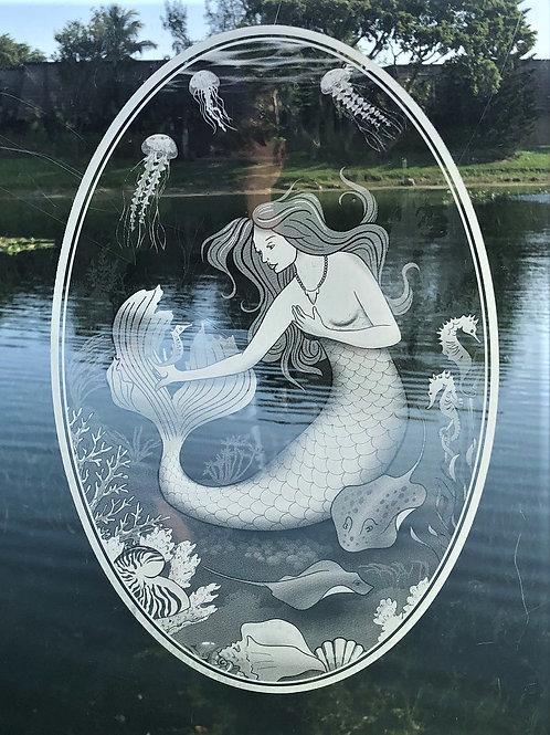 Mermaid & Seahorse