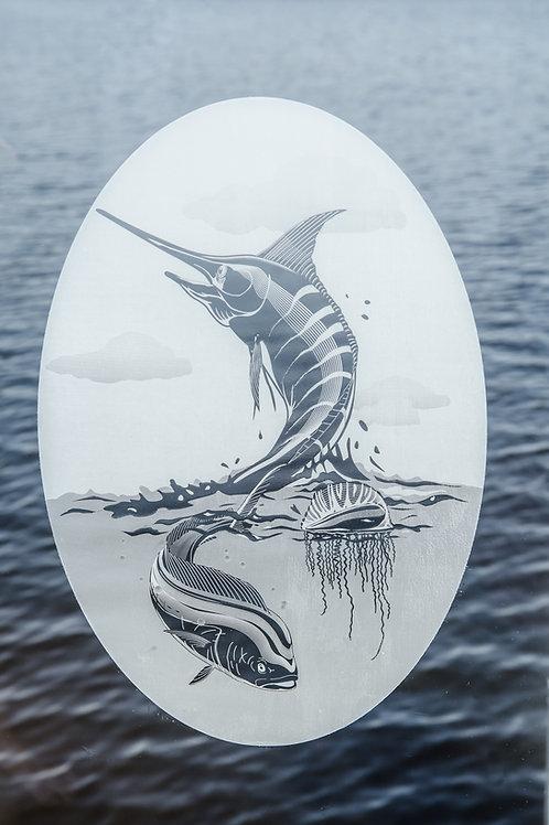 Marlin & Dolphin