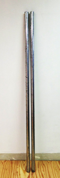 """1-1/4"""" Standard size movie rigging pipe 6ft"""