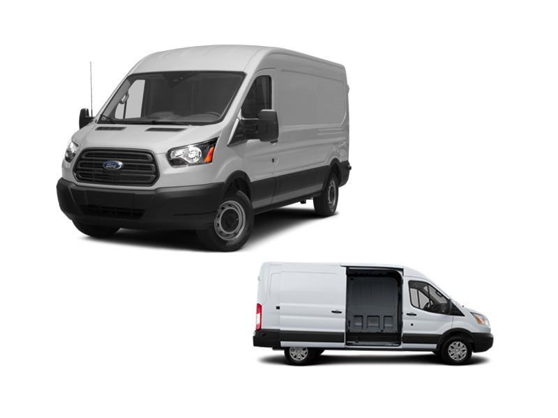 Ford Transit Cargo Van Rental