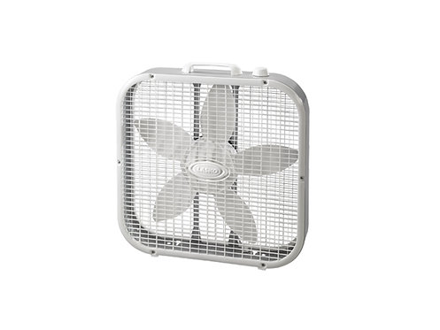 Box fan - plastic