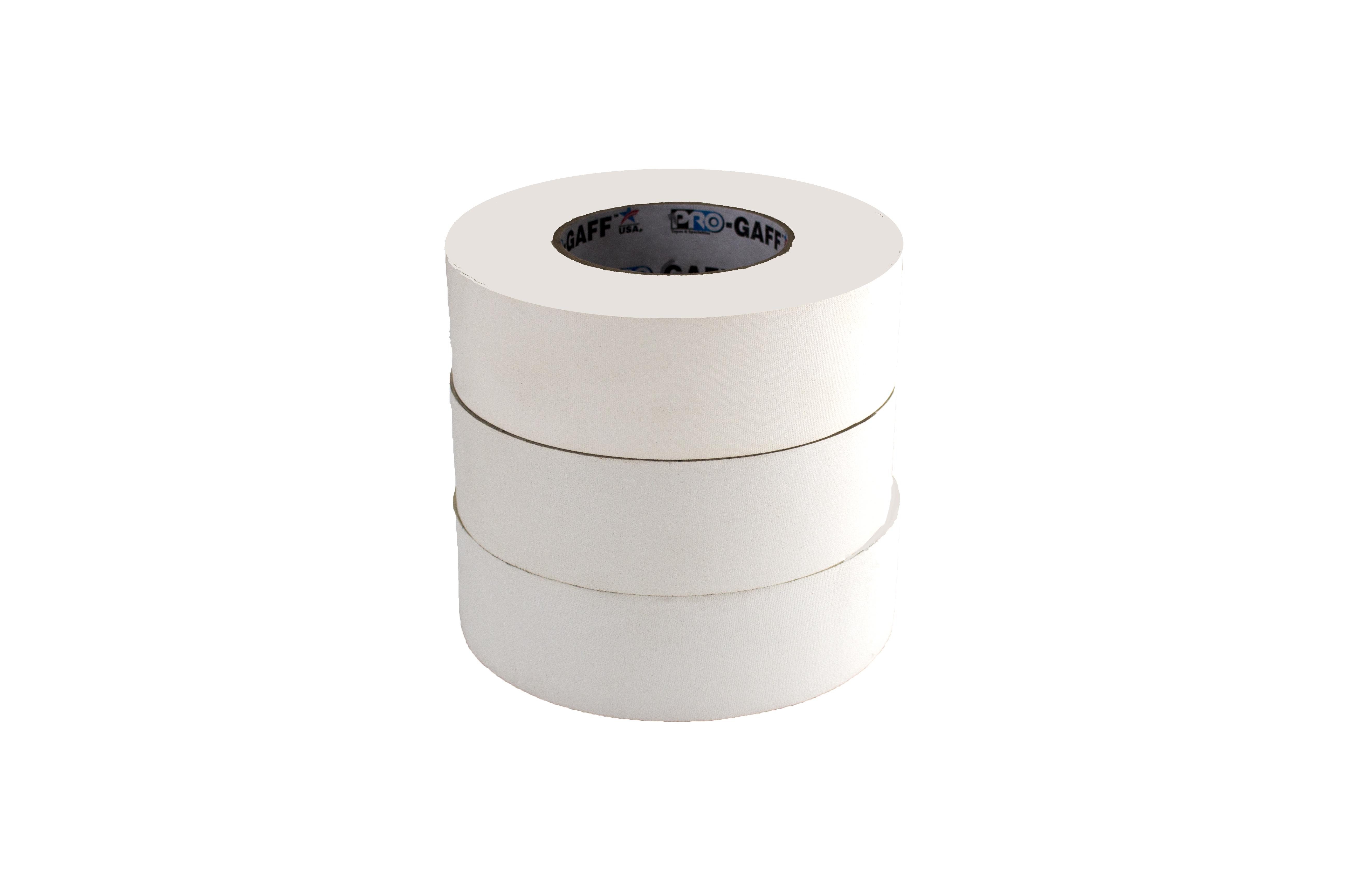 """2"""" white gaffer tape"""