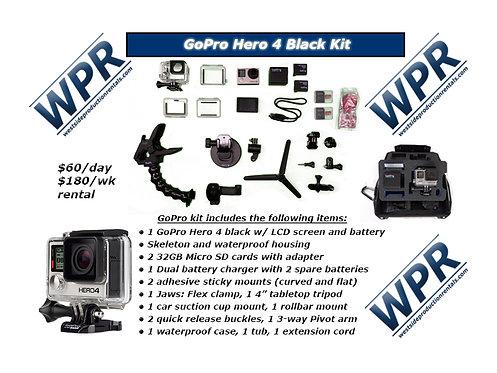 GoPro Kit