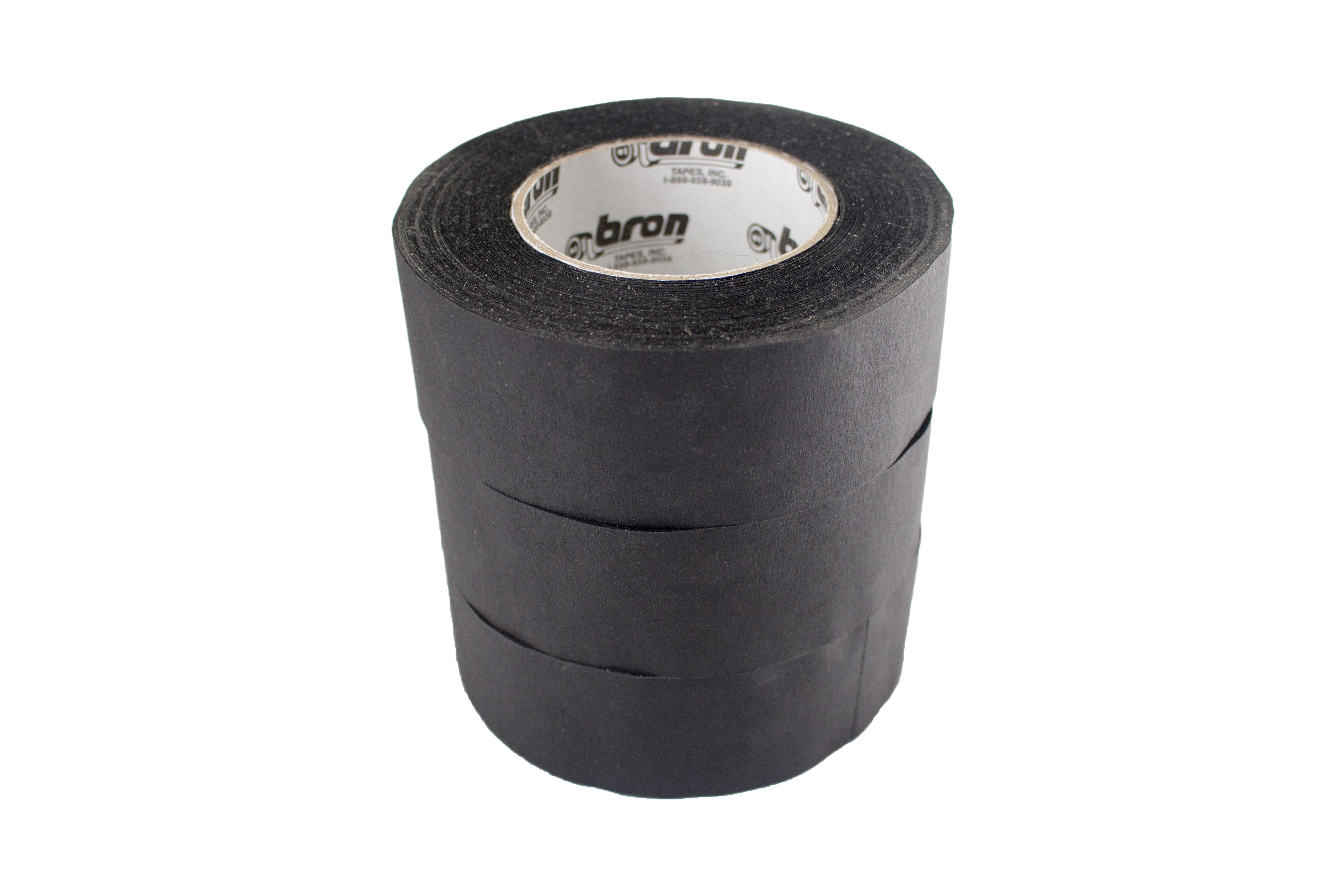 "2"" photo black paper tape"