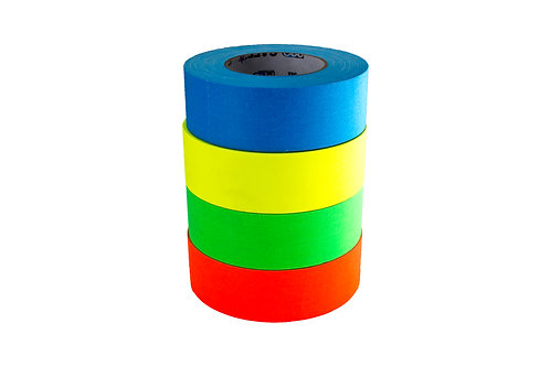 "2"" gaffer tape (all colors)"