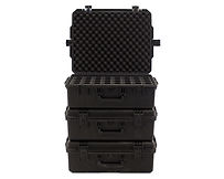 Custom 40 count pelican case for walkie talkies