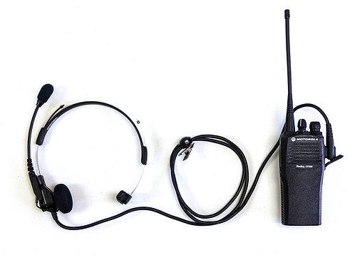 Overhead Headset