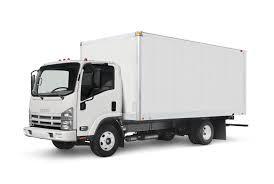 Izuzu 16' Box Truck