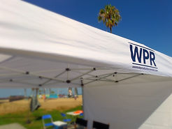 Venice Beach production rentals. Pop-up Tents, Chairs, Tables and more.