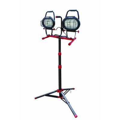 Work light with or without stand