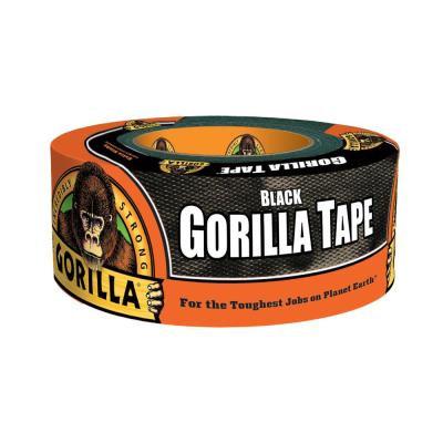 """Black Gorilla tape (1.88"""" x 12 yrds)"""