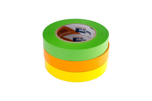 "1"" paper tape (multi color flat)"