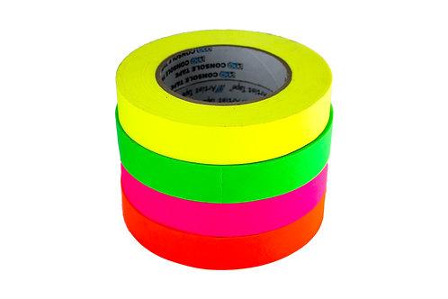 "1"" paper tape (fluorescent)"