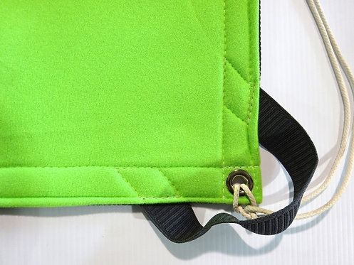 8'x8' Digital Green Fabric