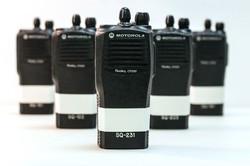 CP200 Motorola Walkie Talkies