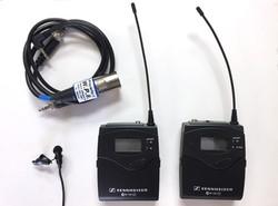 wireless lavalier mic