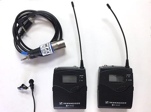 Sennheiser evolution wireless G3 LAV
