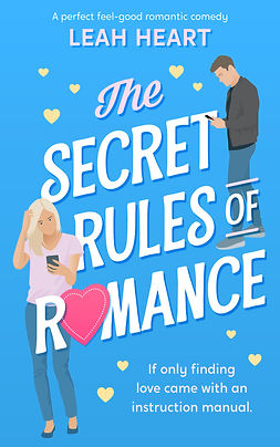 The Secret Rules of Romance ebook cover