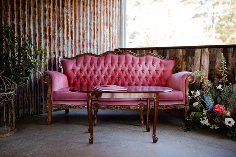 victorian lounge hire