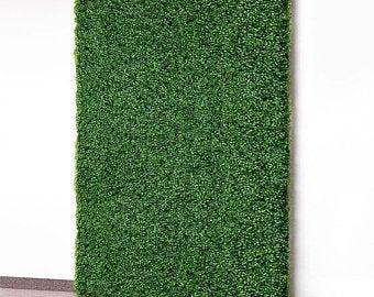 Green Astro Turf Walls