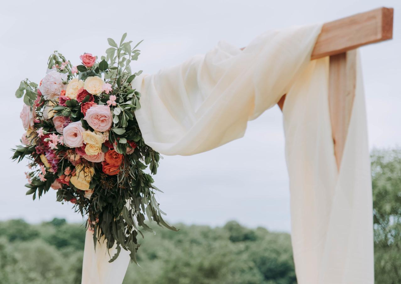 Wedding arbour hire ulladulla