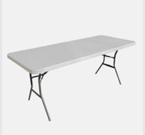 Trestle Rectangle Table 180cm x 75cm
