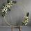 Thumbnail: Gold Circular Wedding Arbour