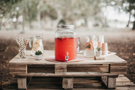 drink cannister party hire