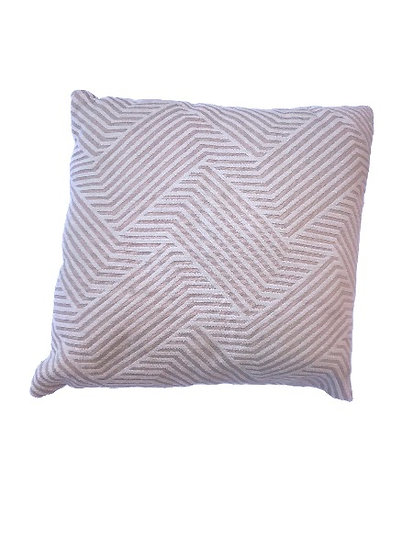 Two Tone Textured Cushion
