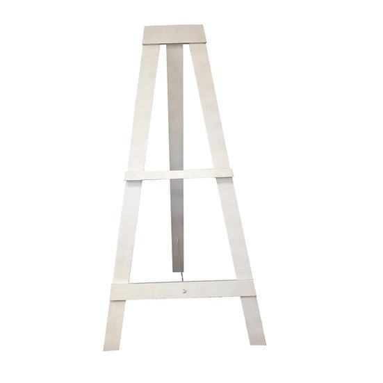 White Timber Easel