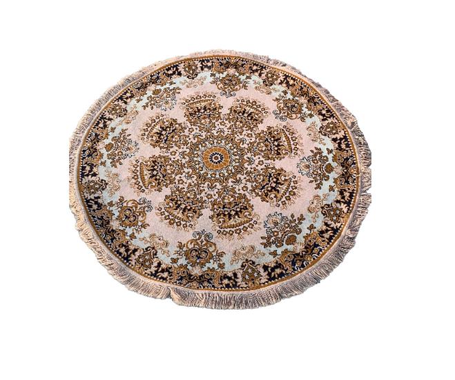 Oriental Round Rug