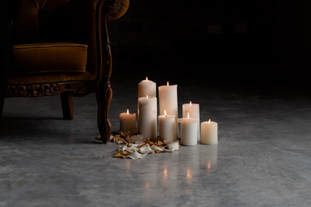 candle packages