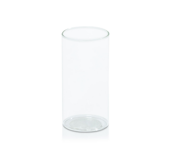 Glass Cylinder Vase - Small