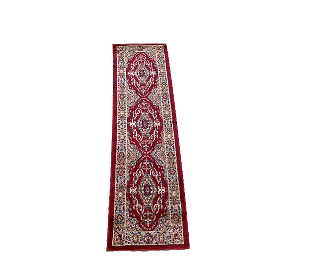 Red Moroccan Style Runner