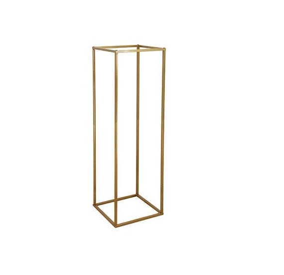 Gold Bar Box Plinth