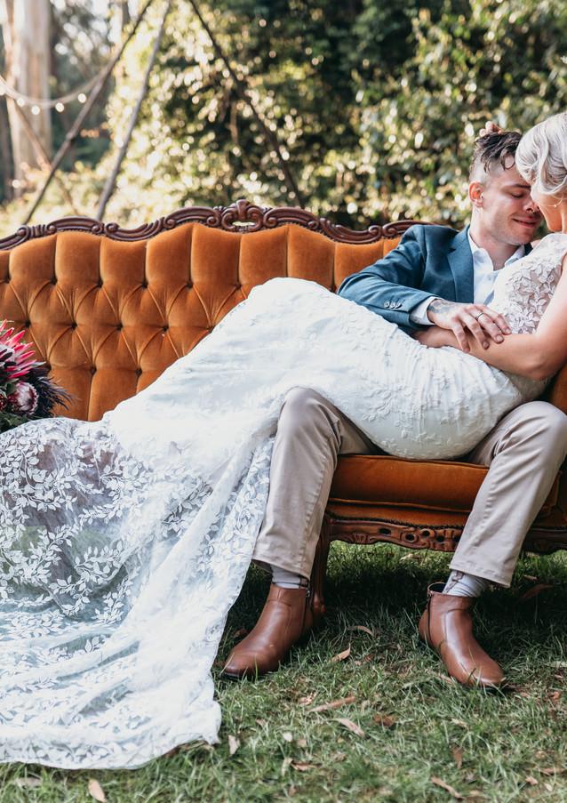 Wedding lounge hire