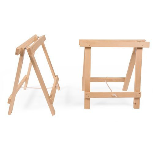 Dining Style Saw Horse Legs
